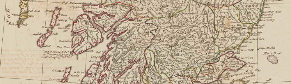 The Gazetteer of Scotland 1882