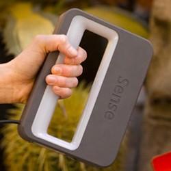 Cubify Sense 3D scanner